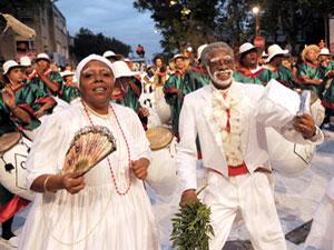 African American - Latino World: Blacks in Uruguay