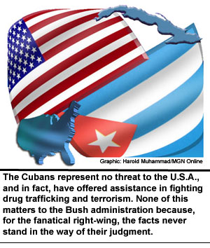 an examination of the americas relations cuba Pope francis hails us-cuba relations as model of reconciliation by that led to the resumption of diplomatic relations between the america, and as an.