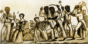 violent acts of resistance of black slaves in american history African resistance to enslavement and captives' rebellion against the conditions of slavery were natural reactions to the transatlantic slave trade.
