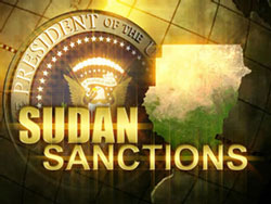 Sudan Sanctions Logo