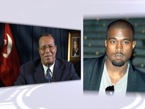 Farrakhan tells Kanye West: Don't Bow to Jewish Pressure!