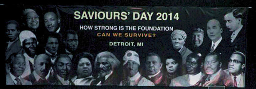 Saviours' Day 2014 Keynote Address: 'How Strong Is Our ...