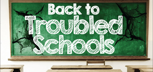 Image result for TROUBLED SCHOOLS