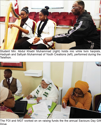 High spirits and hard work yield success for Muslims with ...