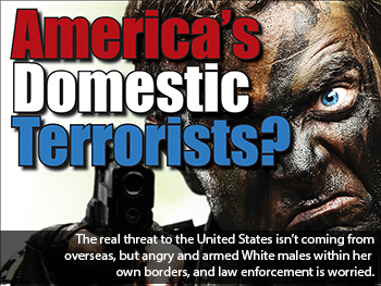 a report on terrorism and the united states of america Fear versus fact: getting the facts on terrorism  and partisanship push america  it is important to note that while the united states no longer reports.