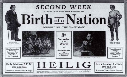 birth of a nation jewish racism and cinematic bigotry