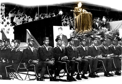 The death plot against the Honorable Elijah Muhammad