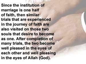sacredness of marriage