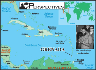 African people should not forget the us invasion of grenada grenadabishop11 22 2011g grenada is located sciox Choice Image