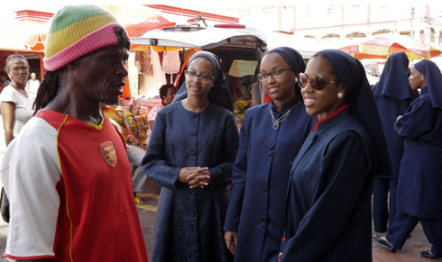Minister Farrakhan Resumes Caribbean Tour With Stops In