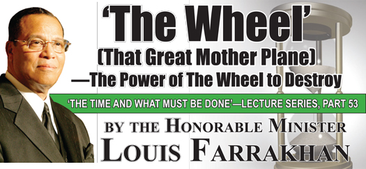 Image result for farrakhan mother wheel