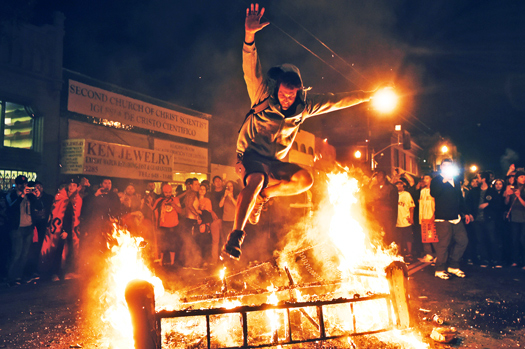 Image result for riot pictures from san francisco