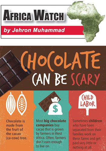 Africa's cocoa farmers