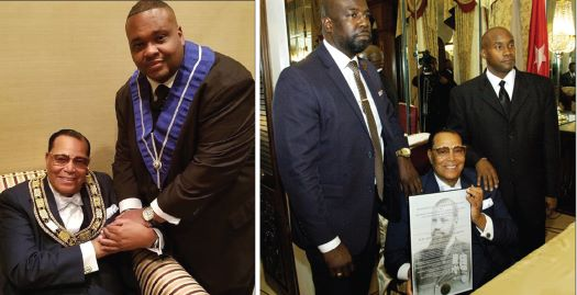 Brotherhood of Black Masons bestow honors, recognition on